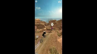 Bike Unchained 2 (by Red Bull) - sports game for android and iOS - gameplay.