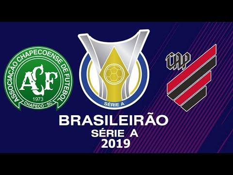 Chapecoense x Athletico-PR - Ao Vivo Gols | com Parcial do ...