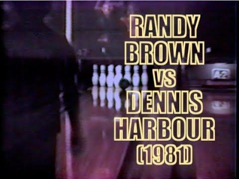 Randy Brown vs. Dennis Harbour (1981)