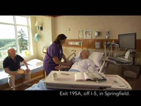 """Sacred Heart Medical Center at RiverBend TV Spot - """"Patient Centered Care"""""""