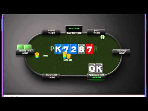 Poker Training How to break Microstakes  Part 1