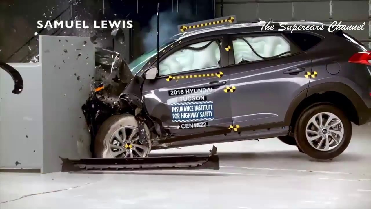 Crash Test Top 5 Best Suvs 2016 2017 Based On Safety Rating You