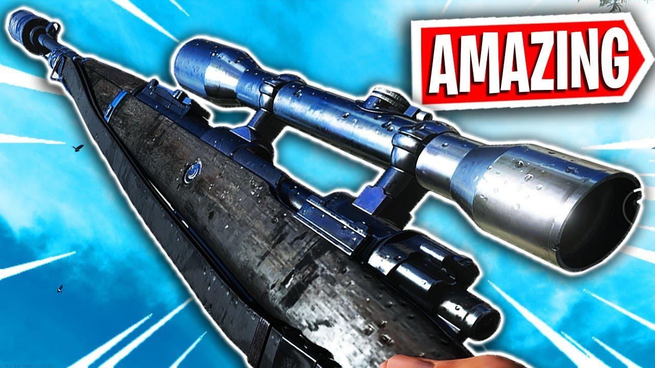 Kar98k aimbot like sniping but it's really just a FaZe member