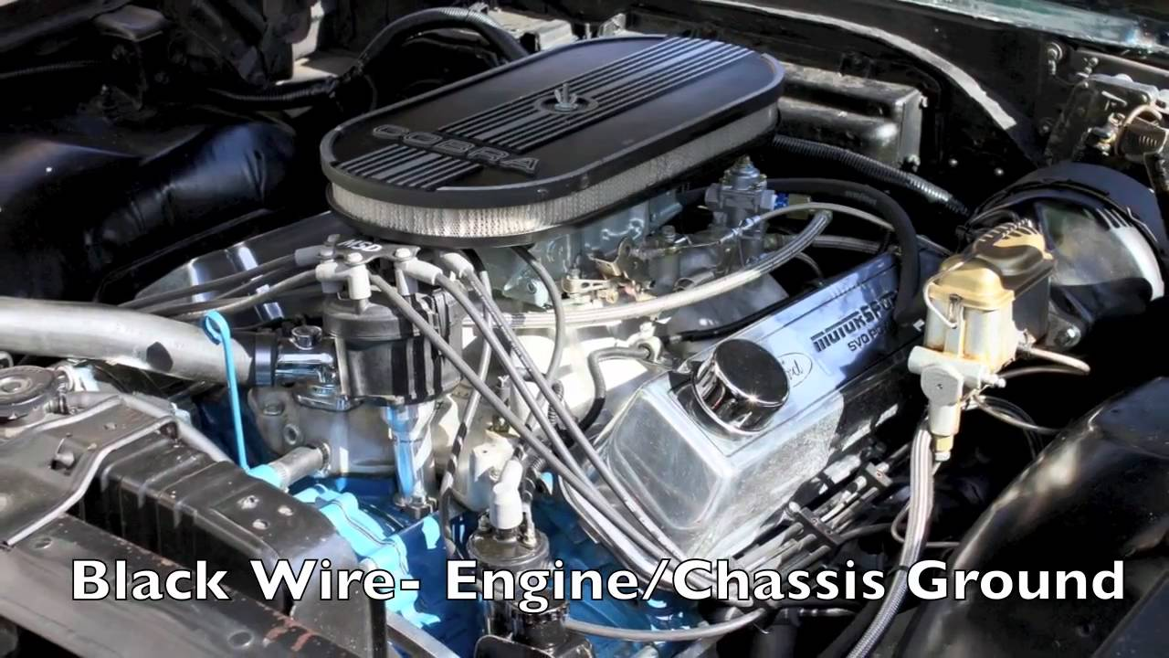 ignition coil wiring diagram 65 chevelle [ 1280 x 720 Pixel ]