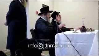 Pittsburg Rebbe Visits Yeshiva Meor Hatorah In Boro Park - Kislev 5774