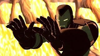 The Invincible Iron Man Animation Movies For Kids