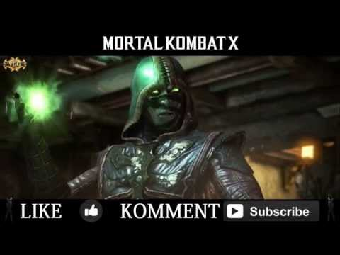 Every Mortal Kombat X Character Interaction MKX VIDEOGAMEGENIUS