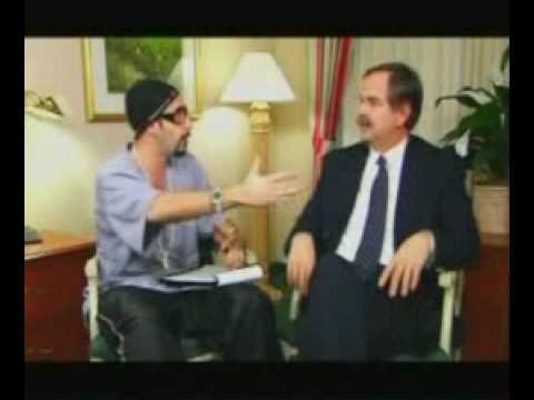 Ali-G...Interview with John Naber About Olympics