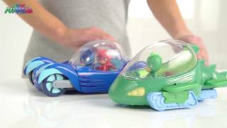 Argos Toy Unboxing - PJ Masks