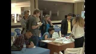 В Белгороде прошла ярмарка вакансий для студентов и молодых специалистов