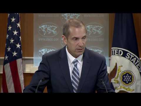 Department Press Briefing - March 8, 2017