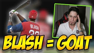 JABARI BLASH IS THE BEST CARD - STEAL A STAR #6 - MLB 17 THE SHOW DIAMOND DYNASTY