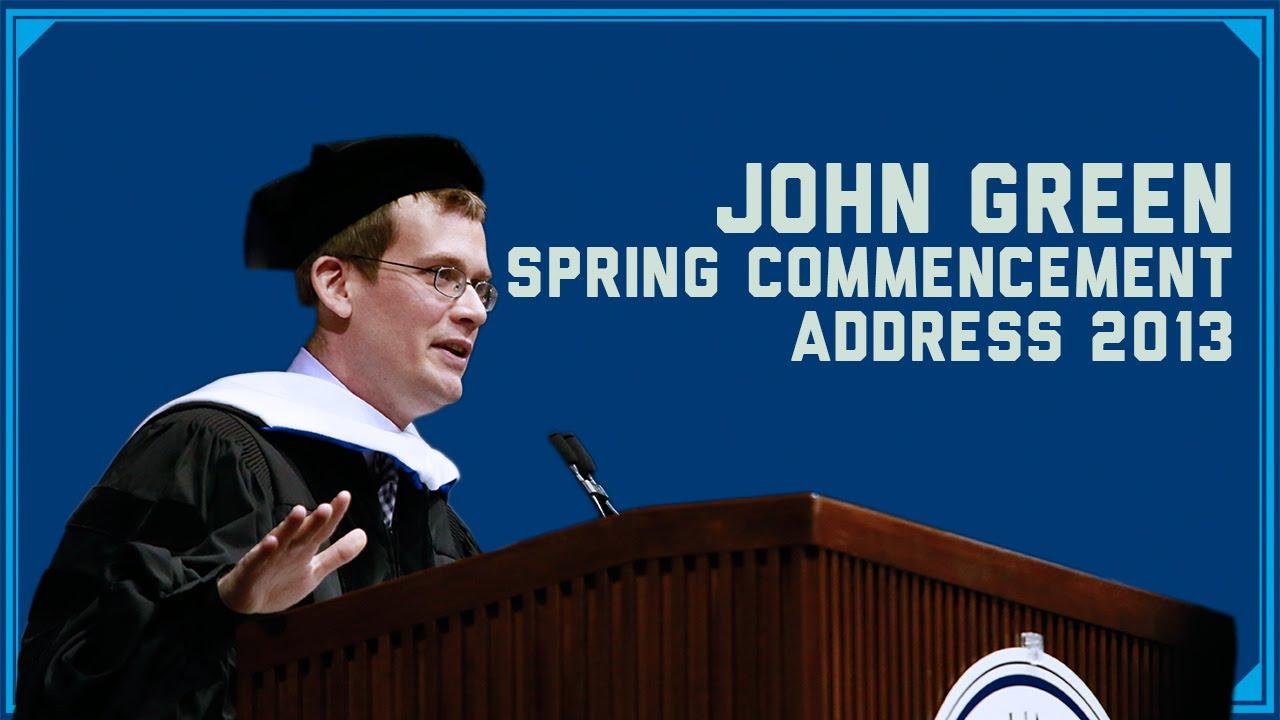 andy samberg graduation speech transcript
