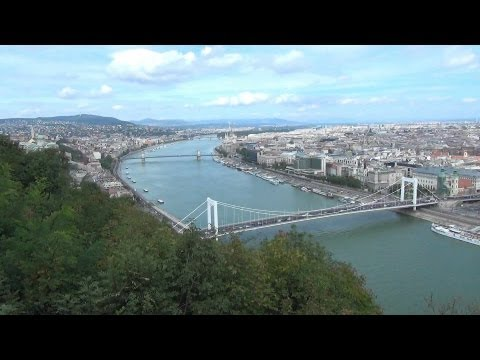 BUDAPEST, Hungary (AMAZING Walking Tour!!!)