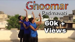 Ghoomar Song | Padmavati | Ashish Raval Choreography | Ad Group Of Dance