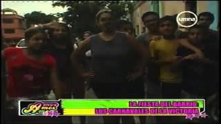 Amor Amor Amor - El Primer Domingo De Carnavales En La Victoria Lunes 04-02-2013 | 04-02-13