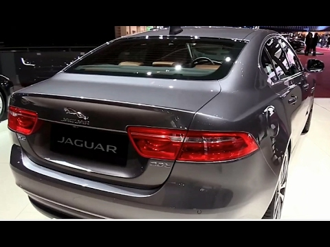 2017 Jaguar XE Portfolio | Exterior and Interior | First Impression | Look in 4K