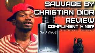 Christian Dior Sauvage Mens Fragrance / Cologne Review | Compliment Getter?