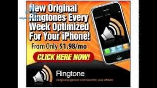 Buy ringtones online