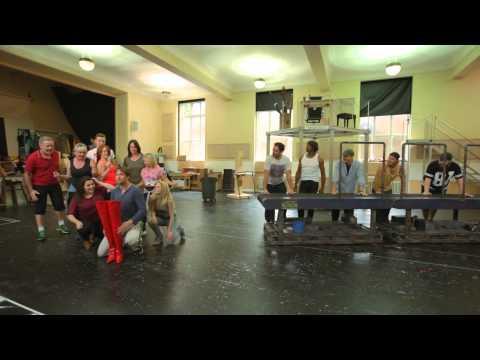 Kinky Boots - Rehearsal