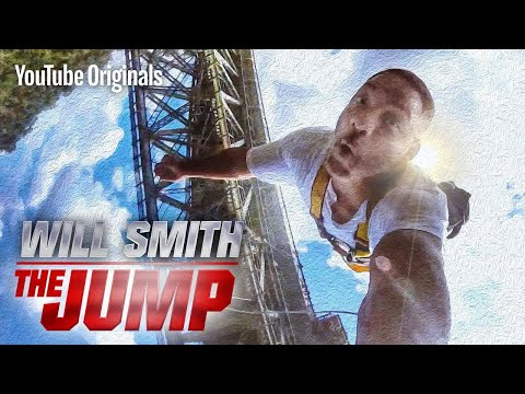 Big Mike - Will Smith Bungee Jumps Waterfall!