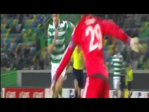 Sporting Lisbon vs Besiktas 3 1 Highlights & Goals 2015 16 Europa League