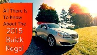 2015 Buick Regal / GS - TEST Drive / Video Review