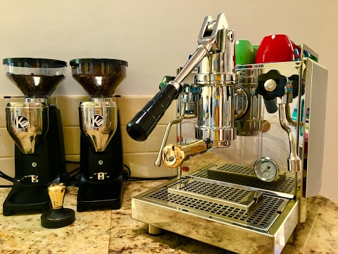 K Bean Coffee Machines Youtube