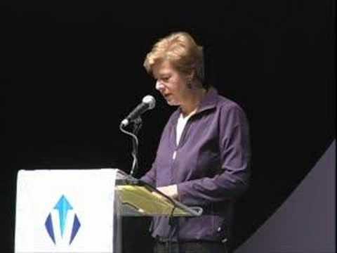 Hon. Tammy Baldwin Keynote Speech: Part 1