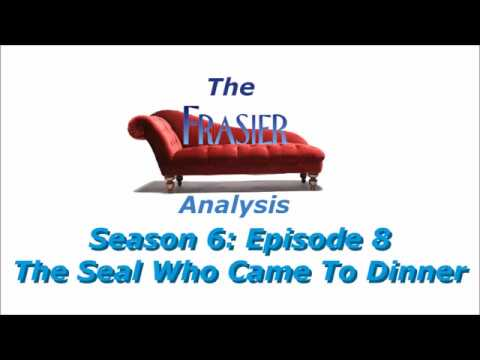Download The Frasier Analysis - Season 6 Episode 8 - The Seal Who Came To Dinner