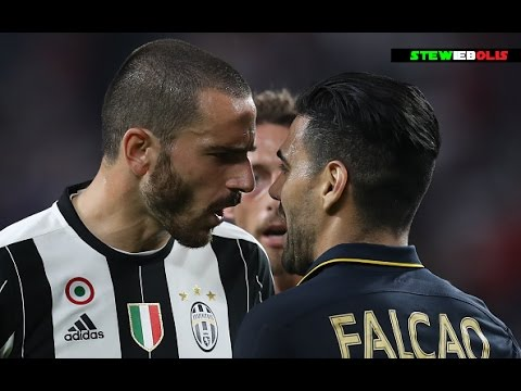 Leonardo Bonucci ● Best Fights & Angry Moments Ever! ● 1080i HD #Juventus #Bonucci