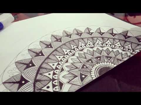 Mandala Art By : Hendra Saputra