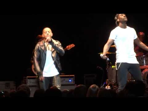 """""""Know What I'm Not"""" Nico & Vinz@Santander Performing Arts Center Reading, PA 3/28/15"""