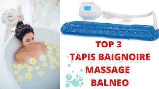 top 3 meilleur tapis balneo baignoire 2020