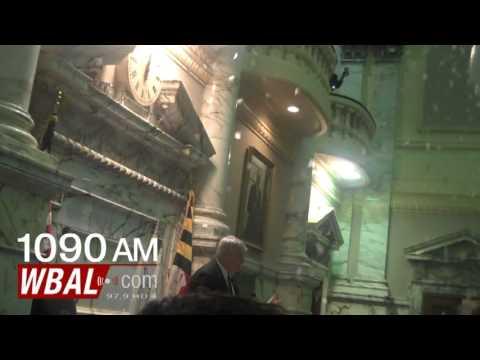 Sine Die in Maryland House of Delegates