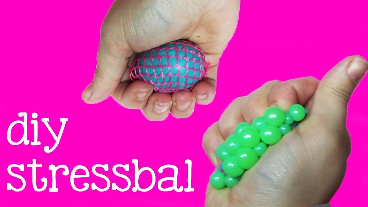 Wonderlijk DIY KLEUR VERANDERENDE STRESSBAL SQUISHY MESH BALL | VIRUS SLIJM XS-05