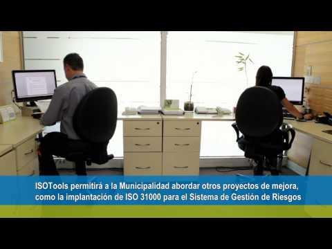Caso de éxito ISOTools - Municipalidad de Vitacura, automatización del SGC ISO 9001