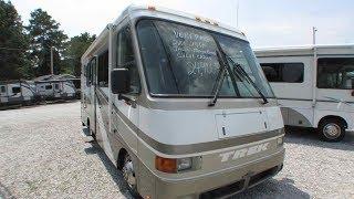 2001 Safari Trek 24 Mini Class A , Very Rare, 24 ft. Long, Workhorse, $24,900