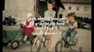 Dicht amp; Ergreifend  Ghetto mi nix o (Lyrics)