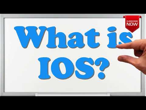 What Is The Full Form Of IOS?