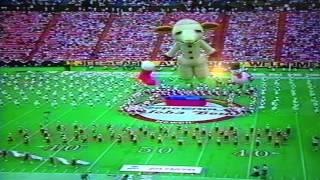 Grace Yokley Middle School Drill Team (GYS) - 1992 Aloha Bowl Halftime Show.mov