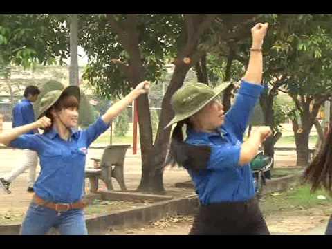 NHẢY DÂN VŨ - ANH BA HƯNG