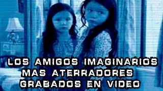 Los Amigos Imaginarios Mas Aterradores Grabados en Video I Pasillo Infinito