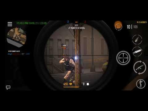 ОБЗОР НА СКС+30 Modern Strike Online