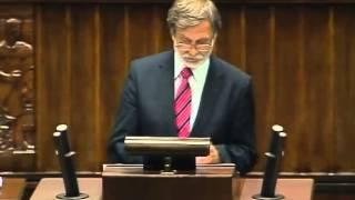 [275/290] Adam Żyliński: Panie Marszałku! Wysoki Sejmie! Panie Ministrze! Mam zaszczyt zapreze...