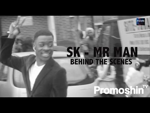 SK - Mr Man | BTS Exclusive | PromoshinTV