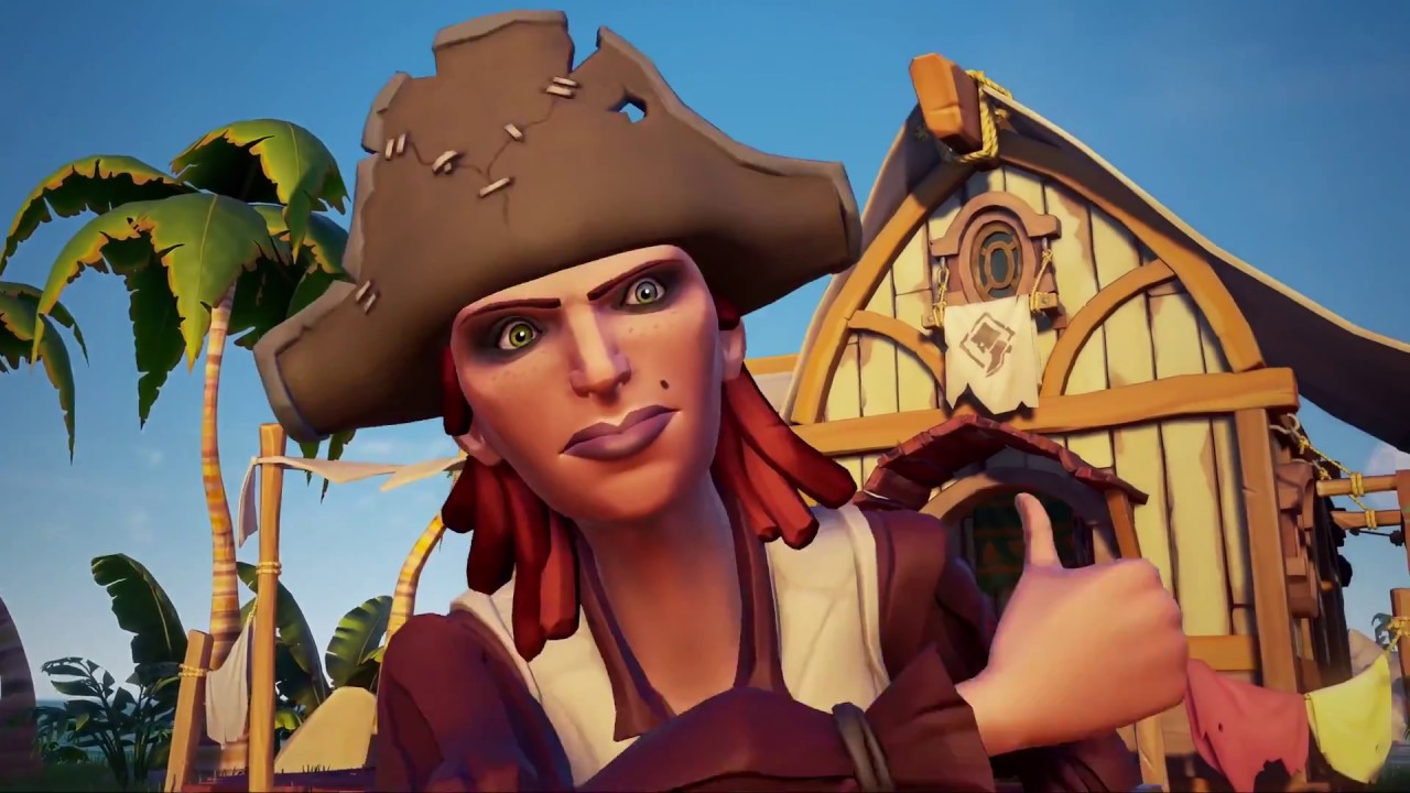 Sea of Thieves Release Date Trailer – The Game Awards 2017