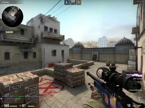 Counter Strike: Global Offensive - The Glock-18 Trolls Me
