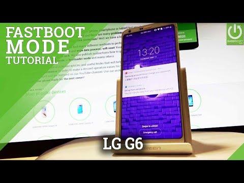 Fastboot Mode LG V20 - HardReset info