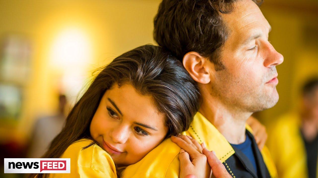 Selena Gomez' UNLIKELY Friendship With Paul Rudd Explained!